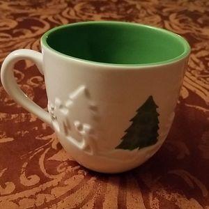 Starbucks Holiday 2006 Coffee Cup Mug Trees